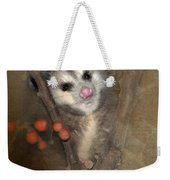 A Thief In The Night Weekender Tote Bag