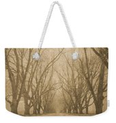 A Thousand Words Weekender Tote Bag by Brett Pfister