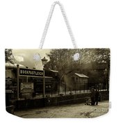 A Timeless Journey  Weekender Tote Bag
