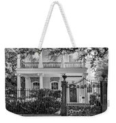 A Touch Of Class Bw Weekender Tote Bag