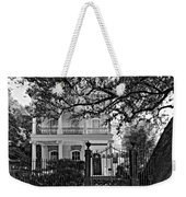A Touch Of Class Monochrome Weekender Tote Bag