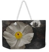 A Touch Of Color - Poppy Weekender Tote Bag