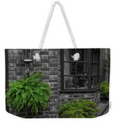A Touch Of Green In The City Weekender Tote Bag by Dan Sproul