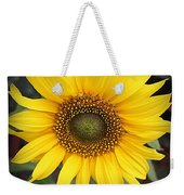 A Touch Of Sunshine - Sunflower Weekender Tote Bag