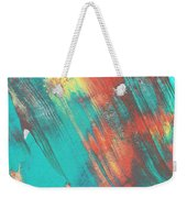 A Train To Wherever Weekender Tote Bag