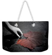 A Treasure To One Weekender Tote Bag by Trish Mistric