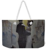 A Tribute To Jack Dance Under A Chessie Moon Weekender Tote Bag
