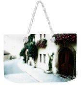 A Tuscan Street Weekender Tote Bag