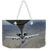 A U.s. Air Force A-10 Thunderbolt Weekender Tote Bag