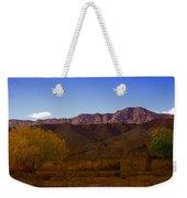 A Utah Landscape In Autumn Weekender Tote Bag