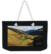 Natural Beauty In Wicklow, Ireland Weekender Tote Bag
