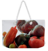 A Variety Of Vegetables Weekender Tote Bag
