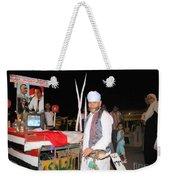 A Vendor In Alexandria Egypt Weekender Tote Bag