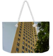 A Very Tall Wall? Weekender Tote Bag