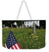 A Veteran's Scene Weekender Tote Bag