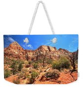 A View Along The Watchman Weekender Tote Bag