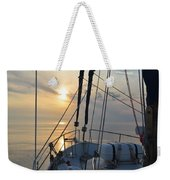 A View From A Boat Weekender Tote Bag