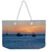 A View From A Catamaran2 - Aruba Weekender Tote Bag