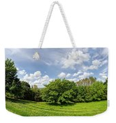 A View From Burrow Mump Weekender Tote Bag
