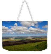 A View From Cabbage Hill Weekender Tote Bag