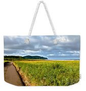 A View From Discovery Trail Weekender Tote Bag by Robert Bales