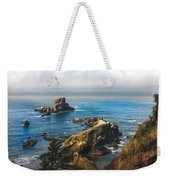 A View From Ecola State Park Weekender Tote Bag