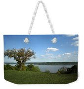 A View From Mount Vernon Weekender Tote Bag