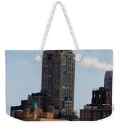 A View From The Met Rooftop Garden Weekender Tote Bag