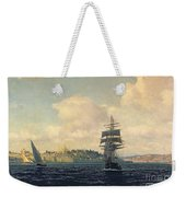 A View Of Constantinople Weekender Tote Bag