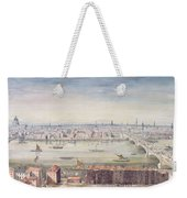 A View Of London From St Pauls To The Custom House, 1837 Weekender Tote Bag