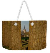 A View Of Pottes  Weekender Tote Bag
