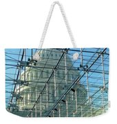 A View Of The Capitol From The Visitor Center Weekender Tote Bag