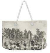 A View Of The Orangery Weekender Tote Bag