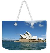 A View Of The Sydney Opera House Weekender Tote Bag