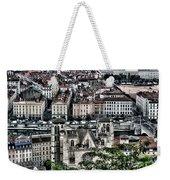 A View Of Vienne France Weekender Tote Bag