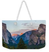 A View To Behold Weekender Tote Bag