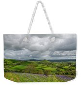 A View To Colmer's Hill Weekender Tote Bag