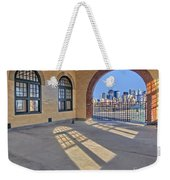 A View To Nyc Weekender Tote Bag