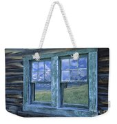 A View To The Tetons Weekender Tote Bag