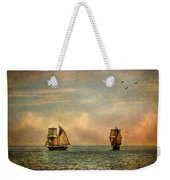 A Vision I Dream Weekender Tote Bag by Dale Kincaid