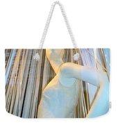 A Vision In White Weekender Tote Bag