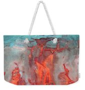 A Vision Of Hell Weekender Tote Bag