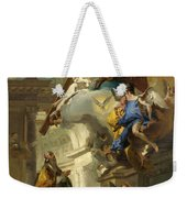 A Vision Of The Trinity Weekender Tote Bag