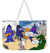 A Visit To The Blues Bar Weekender Tote Bag