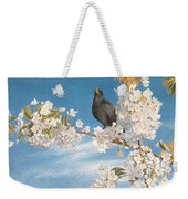 A Voice Of Joy And Gladness Weekender Tote Bag
