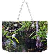 A Walk In The Glades Weekender Tote Bag