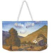 A Walk In The Hills Weekender Tote Bag