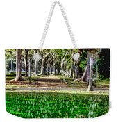 A Walk In The Park By Diana Sainz Weekender Tote Bag