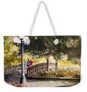 A Walk In The Park Weekender Tote Bag by Sam Sidders