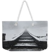 A Walk Into The Fog Weekender Tote Bag